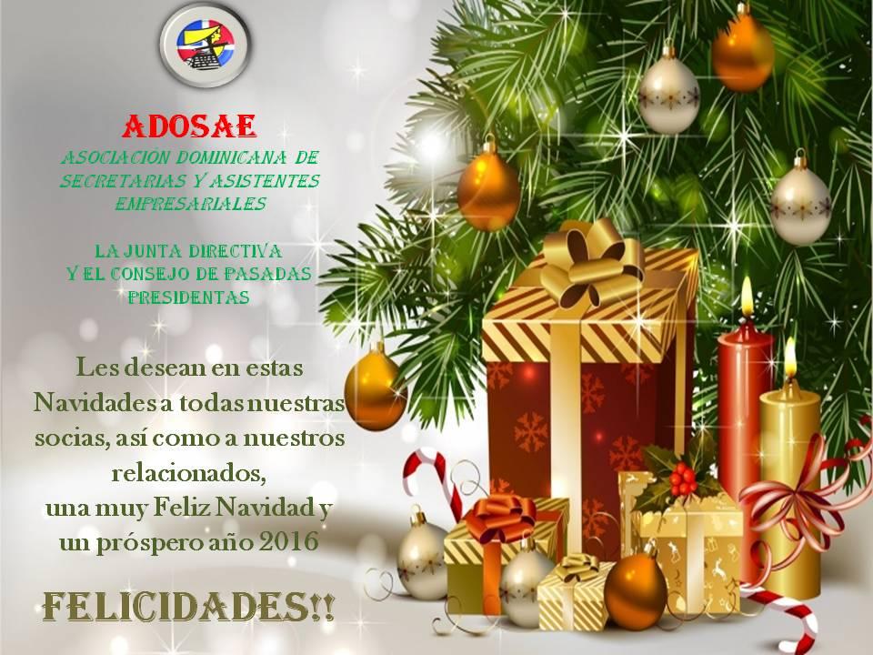 Presentaciones Feliz Navidad.Feliz Navidad Adosae Federacion Interamericana De